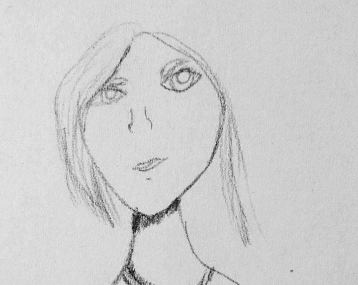 Audrey sketch